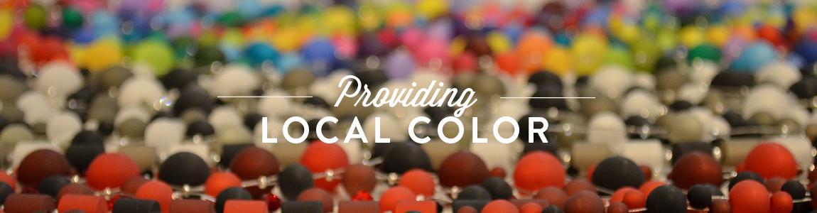 Providing Local Color